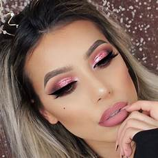 21 pretty pink makeup looks to copy in 2017