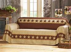Western Sofa Cover 3d Image by Western Sofa Throw Covers Western Throws Blankets Cabin