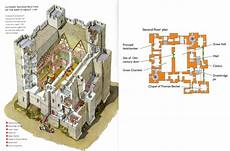 Castle Keep Design English Castle Keep 1190 Castle Plans Dover Castle