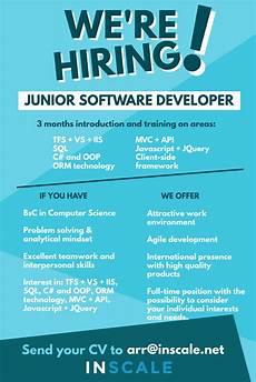 Job Advertisements Samples Job Ad Inscale University Of Information Science