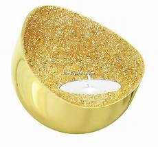 Minera Tea Light Holder Swarovski Swarovski Tea Light Minera Gold 5265497