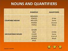 Resume Noun Countable And Uncountable Nouns