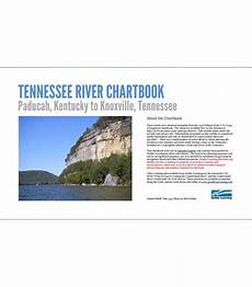 Army Corps Of Engineers River Charts Tennessee River Chartbook Corps Of Engineers 2013