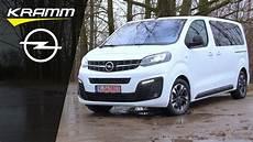 Opel Zafira 2019 by Der Neue Opel Zafira 2019 Erster Test Beim