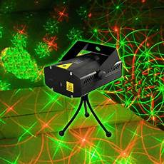 Lowes Laser Light Projector Mini Laser Projector Light Show Rainbow Multicolor