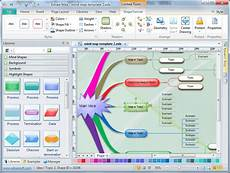 Brainstorm Chart Maker Example Of Brainstorming Diagram Software By Using Edraw