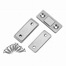 ultra thin strong magnetic door catch latch for furniture