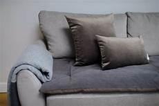 mole velvet luxury sofa topper the stylish company