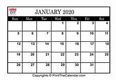 2020 17 Blank Calendar Monthly Calendar That Can Be Edited Example Calendar