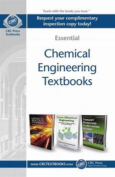 Engineering Textbooks Chemical Engineering Textbooks By Crc Press Issuu