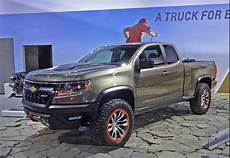 2020 chevrolet colorado z72 2020 chevy colorado zr2 design price release date