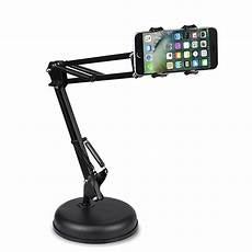 metal arm lazy phone holder mobile phone bed
