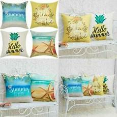 anickal summer decorations set of 4 decorative throw