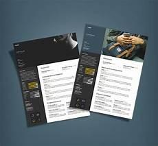 Designed Cv Templates Free Curriculum Vitae Cv Design Template For Designers