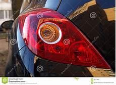 Black Light Automotive Car S Backlight Stock Photo Image Of Lamp