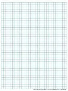Trimetric Graph Paper Graph Paper Full Page Grid Quarter Inch Squares 29x38