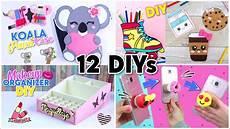 diy room decor diy school supplies 12 crafts ideas for