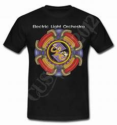 Vintage Electric Light Orchestra T Shirt New Electric Light Orchestra Elo Black T Shirt Size Xs S M