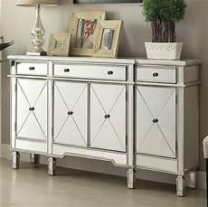mirror wine cabinet w 4 doors by coaster furniture 1