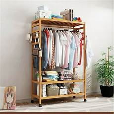hanging clothes rack on wheels organiser hanging rail clothes rack adjustable storage