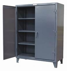 strong hold heavy duty storage cabinet gray 78 quot h x
