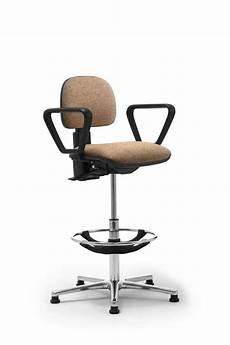 sgabello da lavoro sgabelli operativi con seduta e schienale imbottiti