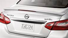 2016 Nissan Altima Spoiler by 2016 Nissan Altima Factory Style Spoiler Spoiler And