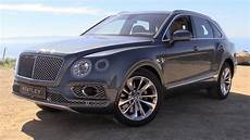 2017 bentley bentayga w12 start up road test in depth