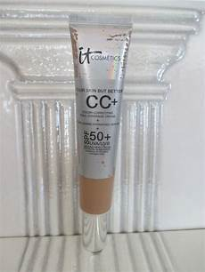 It Cosmetics Supersize Cc Illumination Light 2 53 Fl Oz It Cosmetics Your Skin But Better Cc Cream Amp Serum