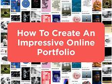 Creating A Portfolio 4 Steps To Get Started Creating Your Online Design Portfolio
