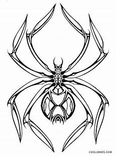 free printable spider coloring pages for cool2bkids