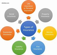 Different Types Of Life Insurance Chart 7 Types Of Insurance