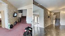before and after renovation dc curbio