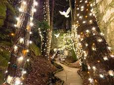 Christmas Lights In Chattanooga Tn Rock City S Enchanted Gardens Shine For 25th Anniversary