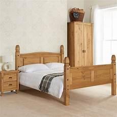 bargin birlea beds corona 4ft small high end waxed