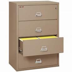 fireking fireproof 4 drawer vertical file cabinet wayfair