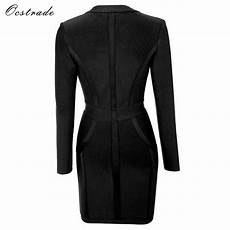 sleeve bandage dress seat ocstrade new arrival 2017 high quality rayon