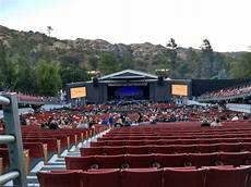 Greek Theater Seating Chart North Terrace The Greek Theatre Section Bench Right Row D Seat 2