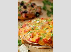Quick & Easy Mexican Pizzas   Life Made Simple