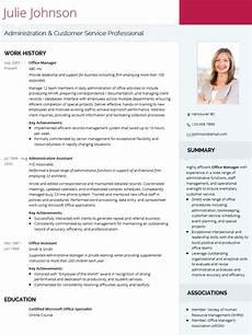 Cv Office Template Cv Templates Professional Curriculum Vitae Templates