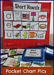 Pocket Chart Cards More Pocket Chart Pictures Make Take Amp Teach