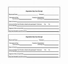 babysitting receipt template daycare receipt template 24 free word excel pdf