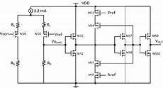Cmos Comparator Design Project Comparator Circuits A With Nmos Differential Pair B
