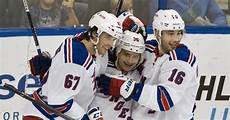 Rangers Goal Light Rangers Power Play Lights Up Tampa For Three Goals In 4 3