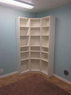 corner bookcase ikea white bookshelf storage