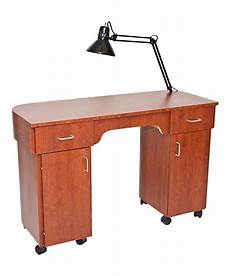 Manicure Desk Light New York Manicure Table With Lamp