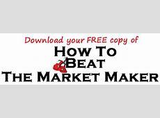Beat The Market Makers   Steve Mauro