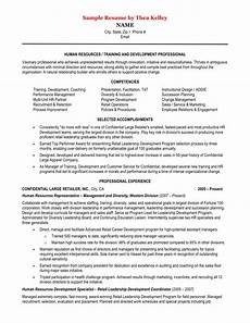 Resume H 21 Best Hr Resume Templates For Freshers Amp Experienced