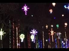 Jacksonville Fl Zoo Christmas Lights Blackhawk Bluff Christmas Lights 2016 Jacksonville Fl