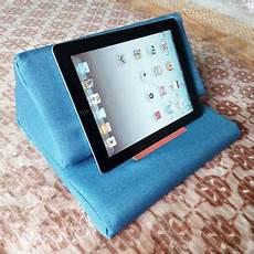 plush tablet gray holder wedge pillows angled cushion